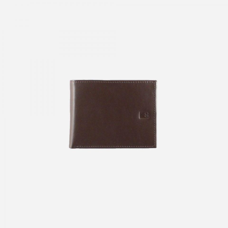 Portafoglio – Classic – Marrone – Chiuso – 2218