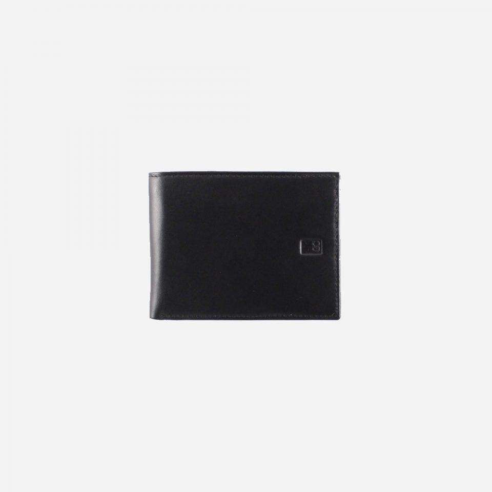 Portafoglio – Classic – Nero – Chiuso – 2218