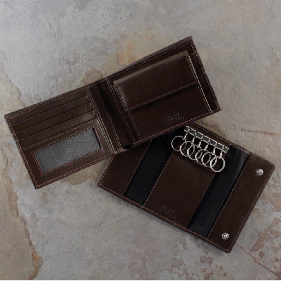 foglio – Portachiavi – Gift box – Classic – 2218 – 2280 – Marrone